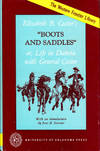 """image of """"Boots and Saddles"""" or, Life in Dakota with General Custer"""