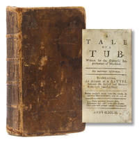 A Tale of a Tub, Written for the Universal Improvement of Mankind; to which is added An Account of a Battel [sic] between the Antient and Modern Books in St. James's Library [bound with:] A Complete Key to the Tale of a Tub. The Fourth Edition