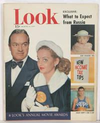 Look Magazine.  1951 - 03 - 13