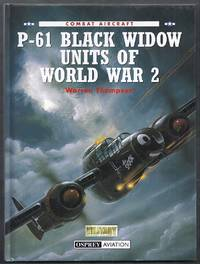 Combat Aircraft. P-61 Black Widow Units of World War 2