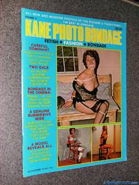 Kane Photo Bondage 4 Fetish Fashion Bondage Magazine