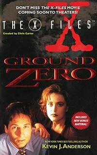 image of Ground Zero (X-Files (HarperCollins Unnumbered))