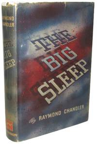collectible copy of The Big Sleep