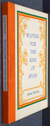 WAITING FOR THE KING OF SPAIN [SIGNED]