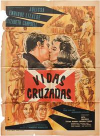 image of Nosotros los jovenes [Vidas Cruzadas] (Original poster for the 1966 film)