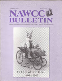 image of August 1987 Issue of NAWCC Watch and Clock Collectors Magazine