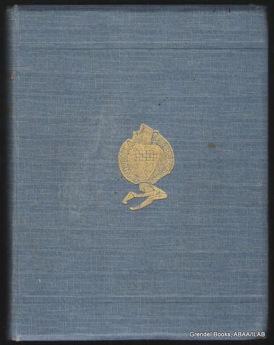 Edinburgh:: George Stewart & Co.,. Very Good. 1901. Hardcover. First edition. Dutotone frontispiece,...