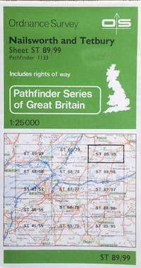 Nailsworth & Tetbury (Pathfinder Maps)