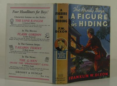 Grosset & Dunlap, Inc, 1937. 1st Edition. Hardcover. Fine/Near Fine. First Edition, First issue. A-1...