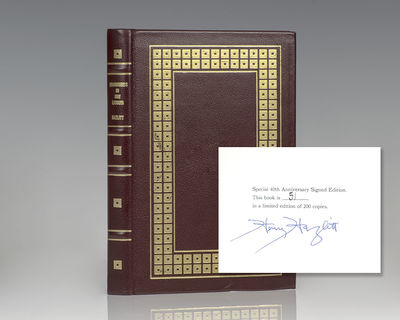 New York: Laissez Faire Books, 1986. Signed limited edition of the author's seminal work, one of 200...