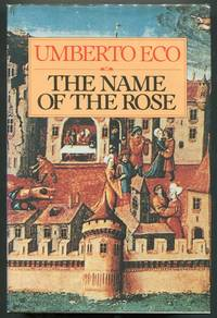 collectible copy of The Name of the Rose