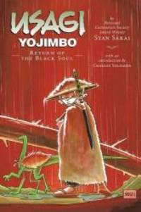 image of Usagi Yojimbo Volume 24: Return of the Black Soul (Usagi Yojimbo (Dark Horse))
