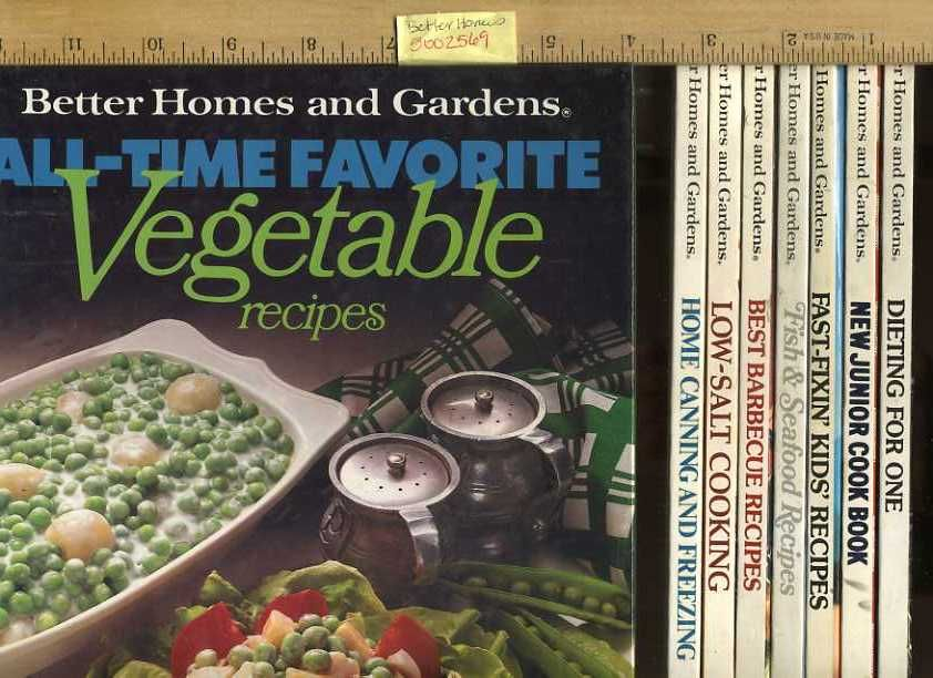 Bhg vegetable recipes dieting for one new junior Better homes and gardens latest recipes