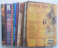 Rain Taxi Review of Books (17 Issues)
