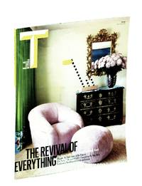 The New York Times Style Magazine, March [Mar.] 29, 2015 - The Revival of Everything