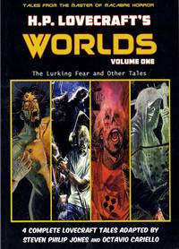H.P. Lovecraft's Worlds Volume One: The Lurking Fear and Other Tales