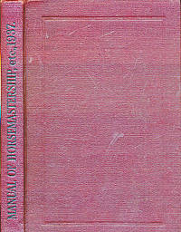 Manual of Horsemastership, Equitation and Animal Transport by HMSO - Hardcover - Reprint - 1951 - from Barter Books Ltd and Biblio.com
