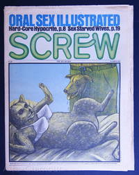 SCREW; The Sex Review by  Al (Editor) Goldstein - 1975 - from Alta-Glamour Inc. and Biblio.com