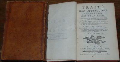 Lyon: Chez Benoit Duplain, 1769. Fourth edition. 8vo, pp. xxiv, 533, ; , 467, . Bound in contemporar...