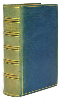 The Concise Oxford Dictionary of Current English, Adapted by H.W. Fowler and F.G. Fowler based on  the Oxford Dictionary