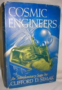 image of Cosmic Engineers, An Interplanetary Saga