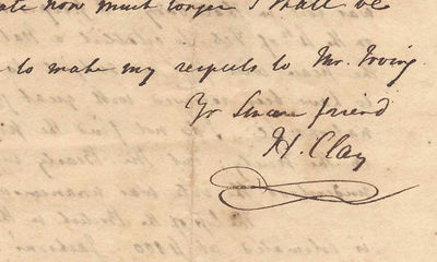 """23/03/1815. He gives his assessment of the prospects of the Bank bill: """"The Bank bill had not pass..."""