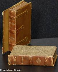 THE BOOK OF COMMON PRAYER... THE HYMNAL [CT IN 2 CONJOINED VOLUMES]