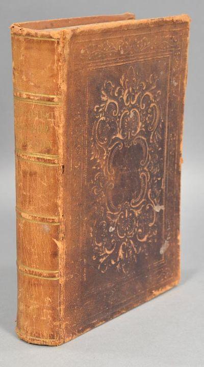 1847. FROST, John. PICTORIAL LIFE OF ANDREW JACKSON. Hartford: Belknap and Hamersley/Philadelphia: M...