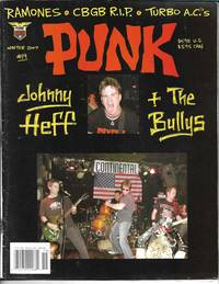 image of PUNK Magazine - Winter 2007 # 19
