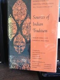 image of Sources of Indian Tradition
