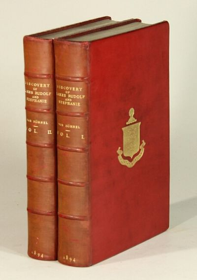 London: Longmans, Green, and Co, 1894. First edition, 2 volumes, 8vo, pp. xx, 435, ; xii, 397, ; 2 l...