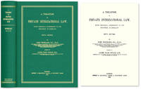 A Treatise on Private International Law, With Principal Reference..
