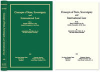 Concepts of State, Sovereignty and International Law with Special..