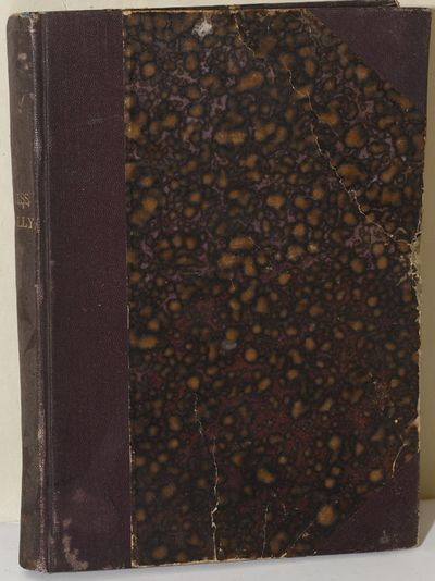 Berline: Julius Englelmann, 1876. Hard Cover. Good binding. A European edition of this mostly forgot...
