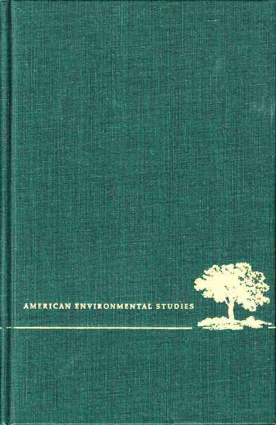 NY: Arno, 1970. Hardcover. Very good. xv, 111pp. Very good hardback bound in publisher's green cloth...