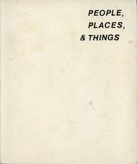 People, Places, & Things