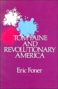 image of Tom Paine and Revolutionary America