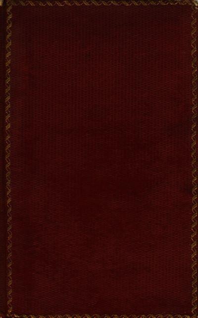 's Gravenhage: Ter Algemeene lands drukkerij, 1833. First edition. 8vo., 61 pp., plus 4 plates (3 fo...