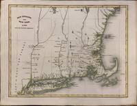 "New England and New York in 1697; from the ""Magnalia Americana"