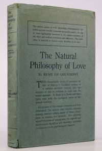 The Natural Philosophy of Love.; Translated With a Postscript by Ezra Pound