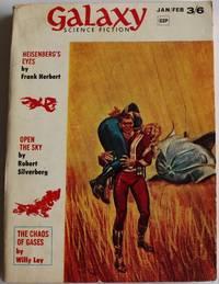 Galaxy Magazine June 1966 Vol 24 No 5