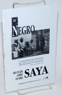 image of El negro no es un color es una saya
