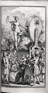 Almanach utile et agréable de la loterie de l'Ecole Royale Militaire pour l'année 1759 ... Enrichi de quatre-vingt-dix figures en taille douce, qui pourront servir de devises