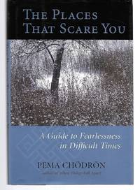 image of The Places That Scare You ( A Guide To Fearlessness In Difficult Times )