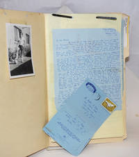 Correspondence and photo between Michael B. Music and a young man from Melanesia
