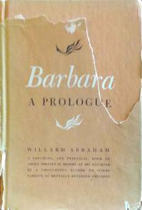 Barbara A Prologue