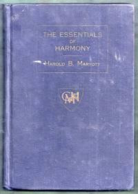 The Essentials of Harmony