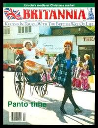 image of BRITANNIA - Keeping in Touch with the British Way of Life - Volume 7, number 12 - December 1989
