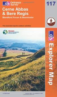 Cerne Abbas and Bere Regis, Blandford Forum and Beaminster (OS Explorer Map) (OS Explorer Map Active) by Ordnance Survey - Paperback - from World of Books Ltd and Biblio.com
