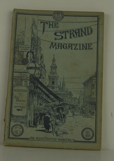 Strand Magazine, 1891. 1st Edition. Soft cover. Very Good/No Jacket. The separate issue of the Stran...